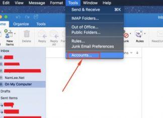 Hướng dẫn thiết lập Email Business trên Outlook 2016 (macOS)