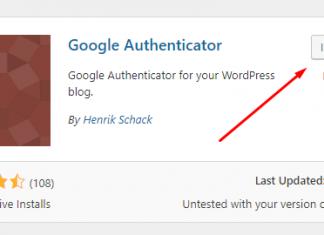 Hướng dẫn bảo mật tài khoản admin với Google Authenticator