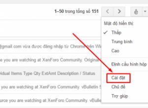 Hướng dẫn cài đặt Email Business vào Gmail