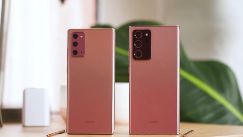 Galaxy Note 20 và Note 20 Ultra: Cách mua điện thoại mới nhất của Samsung ngay bây giờ
