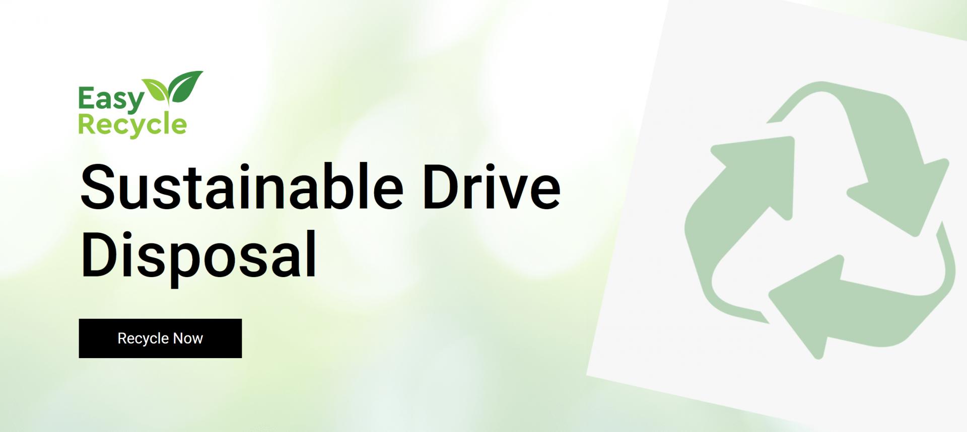 Tái chế ổ cứng từ WD để chống lại việc vứt bỏ ổ cứng như rác.