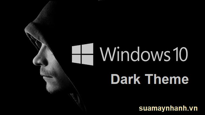 Cách bật chế độ tối trên máy tính Win 10