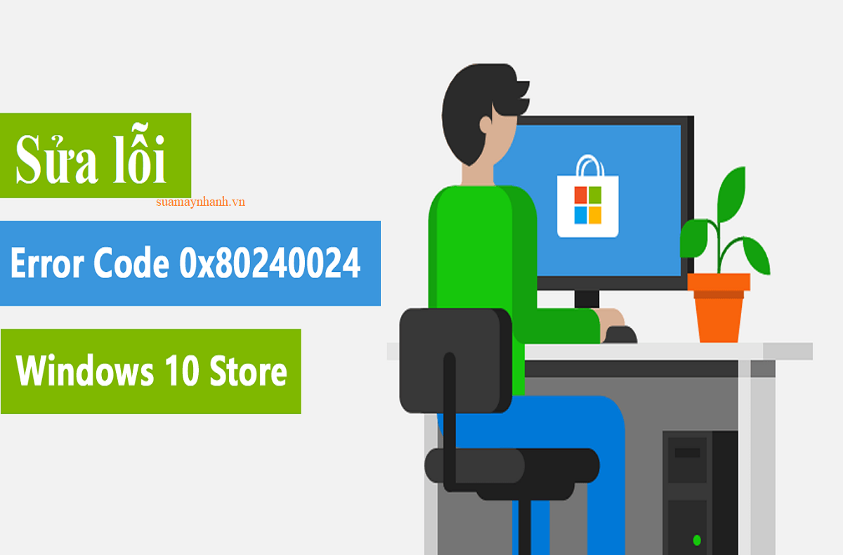 Cách khắc phục lỗi 0x80240024 trên Windows 10 Store