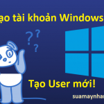Cách tạo tài khoản người dùng User mới trong Windows 10