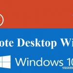 Cách kích hoạt và sử dụng tính năng điều khiển máy tính từ xa trong Windows 10