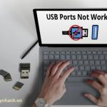 Cách sửa lỗi cổng USB không hoạt động trong Windows 10