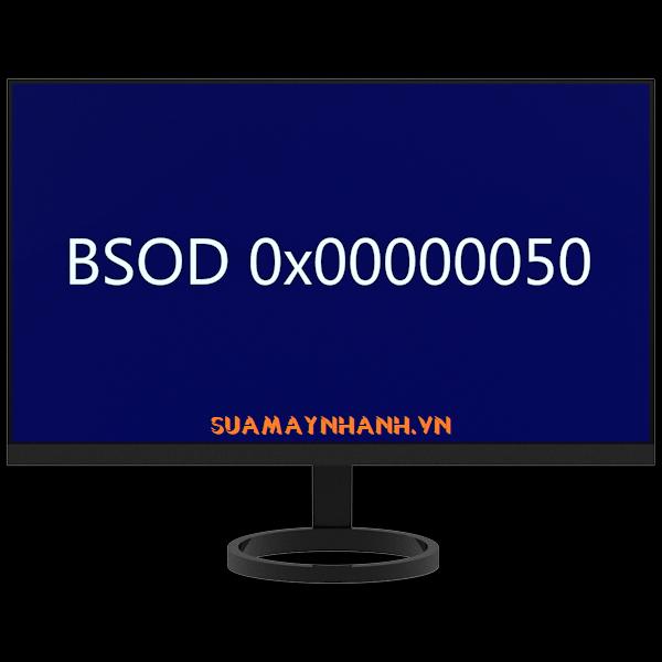 Cách khắc phục lỗi màn hình xanh 0x00000050 trên Windows 8
