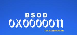 Cách khắc phục lỗi màn hình xanh 0x0000011A trên Windows 10