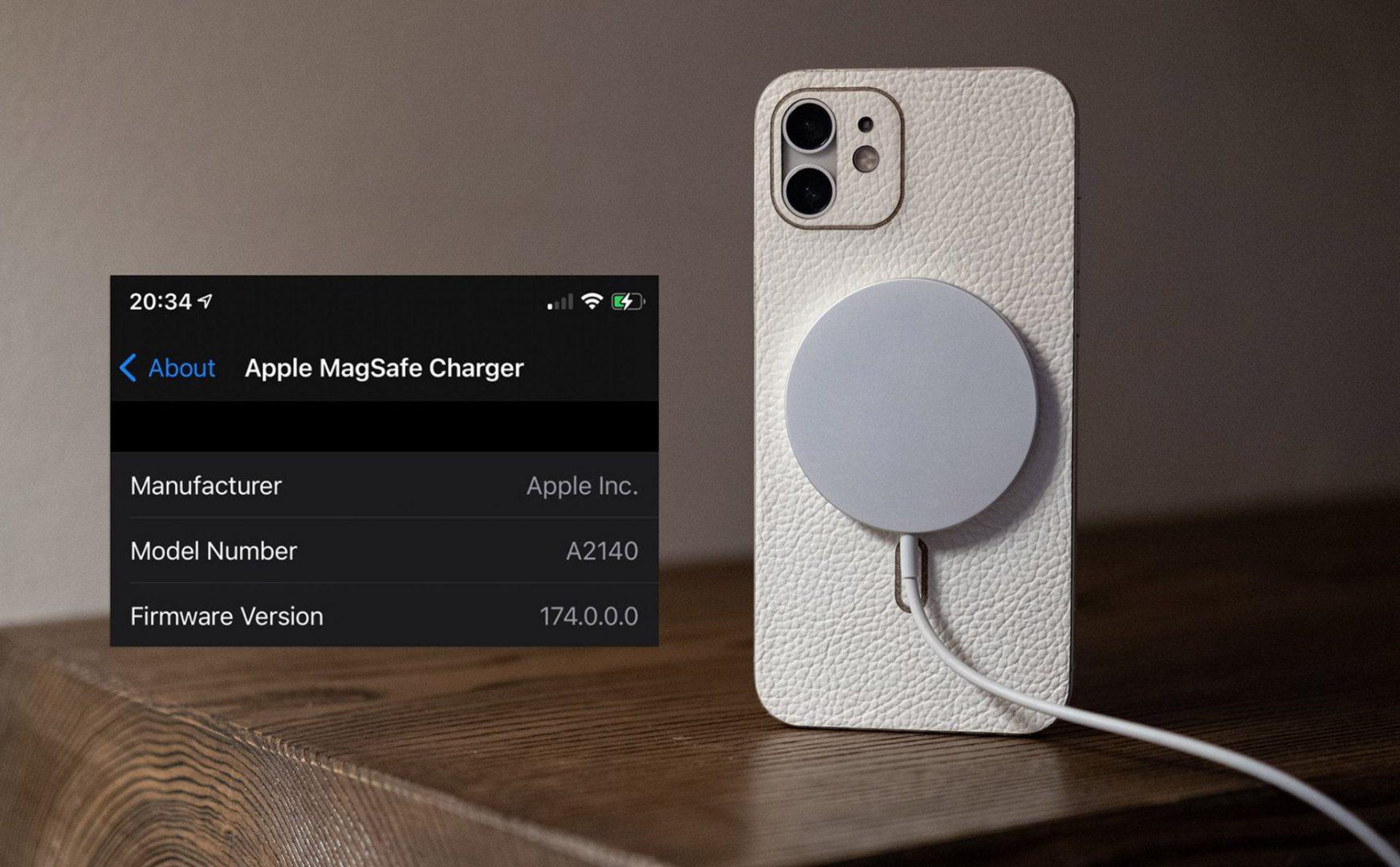 Cách check xem sạc MagSafe cho iPhone 12 có phải hàng chính hãng hay pha ke?
