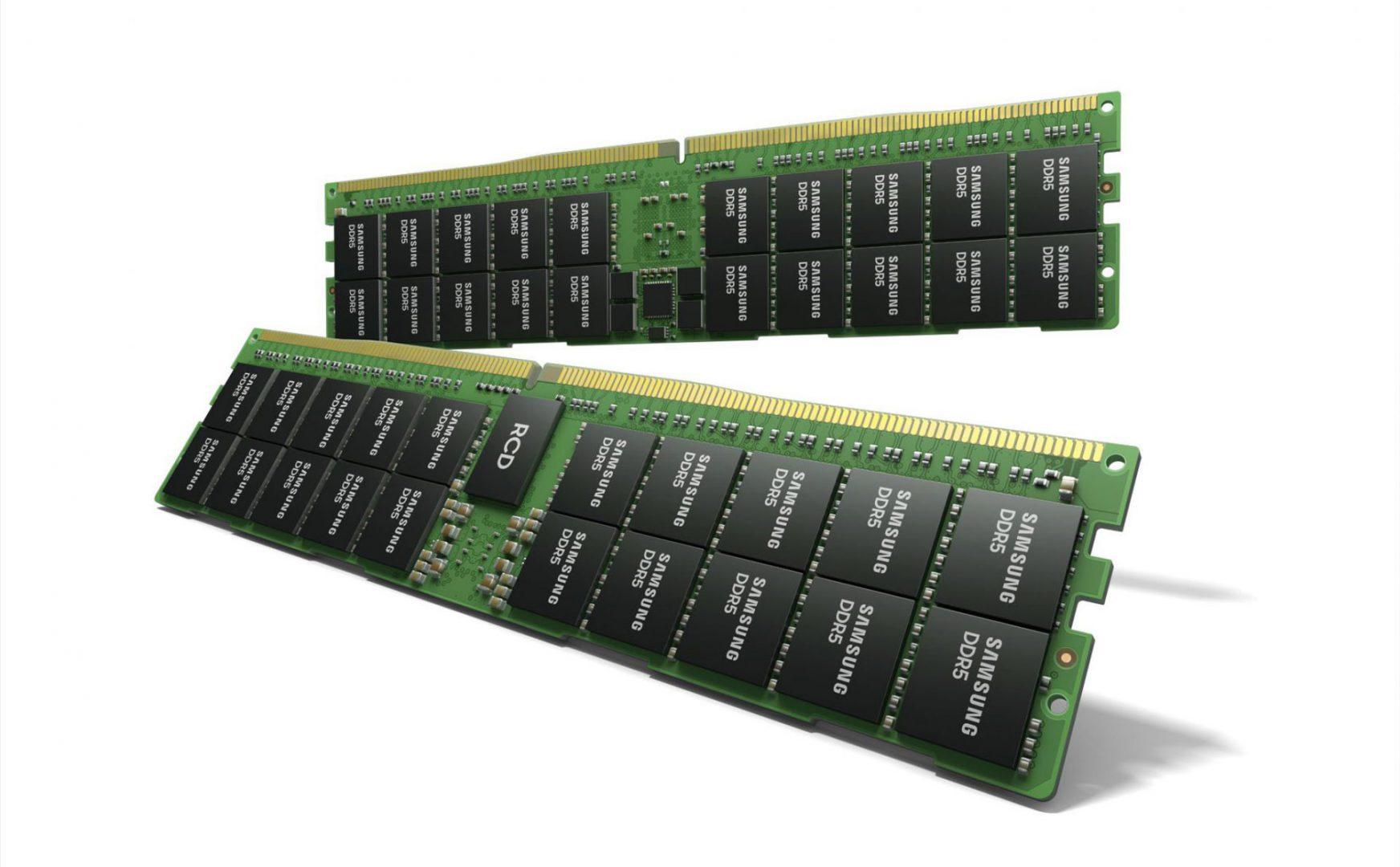 """Samsung công bố """"boom tấn"""" RAM DDR5, mỗi thanh 512GB xung 7200 MHz"""