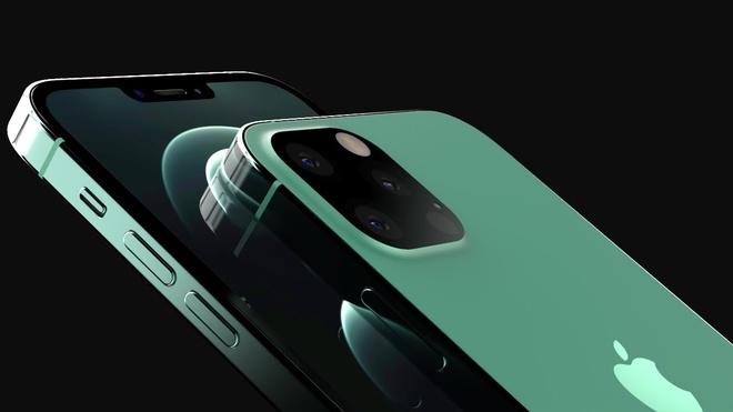 Lộ diện thiết kế iPhone 13 Pro Max