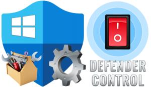 Defender Control 1.6 – Chi tiết cài đặt và sử dụng từ A-Z
