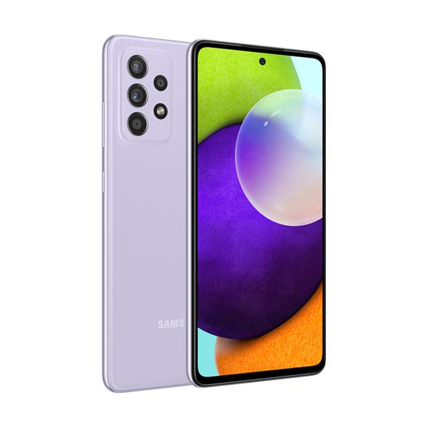 Galaxy A52 của Samsung đã nhận được bản vá bảo mật Android tháng 8 năm 2021