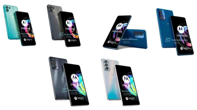 Motorola sẽ có một sự kiện vào ngày 5 tháng 8, nơi chúng ta mong đợi sẽ thấy ba điện thoại thông minh - Edge 20 Lite, Edge 20 và Edge 20 Pro . Đầu ngày hôm nay, chúng ta đã thấy một bản render của phiên bản Pro, nhưng bây giờ hình ảnh chính thức của bộ ba đã bị rò rỉ, hầu như không có gì ngoài sức tưởng tượng.  Cả ba điện thoại sẽ có ba camera nhưng mỗi chiếc sử dụng một thiết kế khác nhau, cảm biến và ống kính rõ ràng là khác nhau.  Kết xuất Motorola Edge 20, Edge 20 Pro, Edge 20 Lite tiết lộ đầy đủ điện thoại Motorola Edge 20 Lite có một hòn đảo hình vuông với ba camera hình tròn. Máy quét dấu vân tay sẽ đóng vai trò như một phím nguồn, màn hình sẽ là LCD và có một camera selfie đơn ở trung tâm.  Motorola Edge 20 Lite Motorola Edge 20 Lite Motorola Edge 20 Lite Motorola Edge 20 Lite  Moto Edge 20 sẽ mang đến giải pháp ba camera đơn giản hơn - ba máy quay là một hình dọc, được hỗ trợ bởi đèn flash LED kép ở bên cạnh.  Motorola Edge 20 Motorola Edge 20 Motorola Edge 20 Motorola Edge 20  Moto Edge 20 Pro là chiếc flagship của dòng sản phẩm này với camera kính tiềm vọng nằm phía trên hai camera khác, có thể là camera chính 108MP + camera siêu rộng. Phím nguồn ở đây cũng phẳng, giống như người anh em không phải Pro.  Motorola Edge 20 Pro Motorola Edge 20 Pro Motorola Edge 20 Pro Motorola Edge 20 Pro  Cả ba điện thoại sẽ chạy Android 11 khi xuất xưởng và các nguồn tin khẳng định cả ba sẽ hỗ trợ sạc nhanh 30W. Trong khi bộ ba dường như có mặt sau được làm bằng nhựa giống như thủy tinh, Edge 20 Pro được cho là có tùy chọn Blue Vegan Leather, giúp cải thiện khả năng xử lý của thiết bị và trông sẽ đẹp hơn do không bị bóng. và phản chiếu.