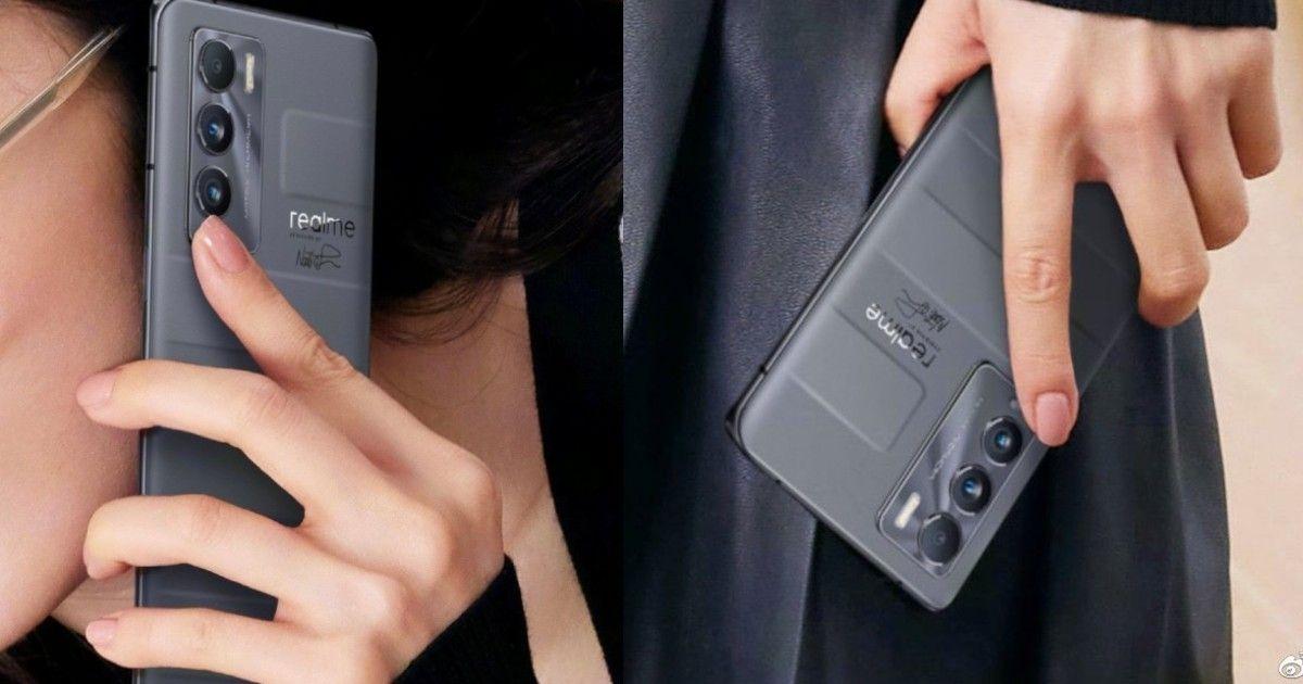 Các video quảng cáo đầu tiên cho Realme GT Master Edition cho thấy nguồn cảm hứng đằng sau thiết kế