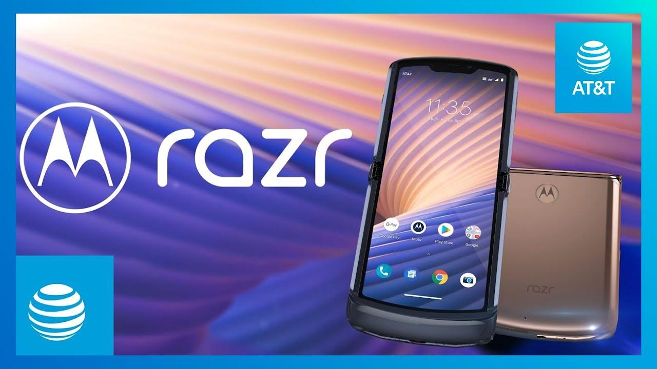 AT&T Motorola RAZR 5G được cập nhật lên Android 11