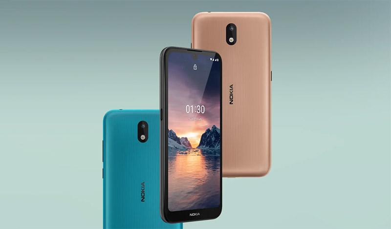Nokia 1.3 hiện đang nhận được bản cập nhật Android 11