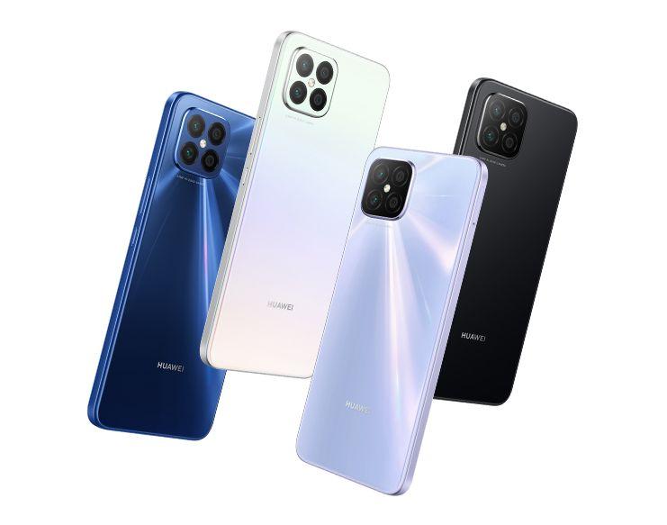 Huawei Nova 8 SE Life lặng lẽ ra mắt tại Trung Quốc