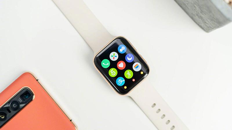 Hình ảnh rò rỉ của Oppo Watch 2 tiết lộ hỗ trợ gọi điện