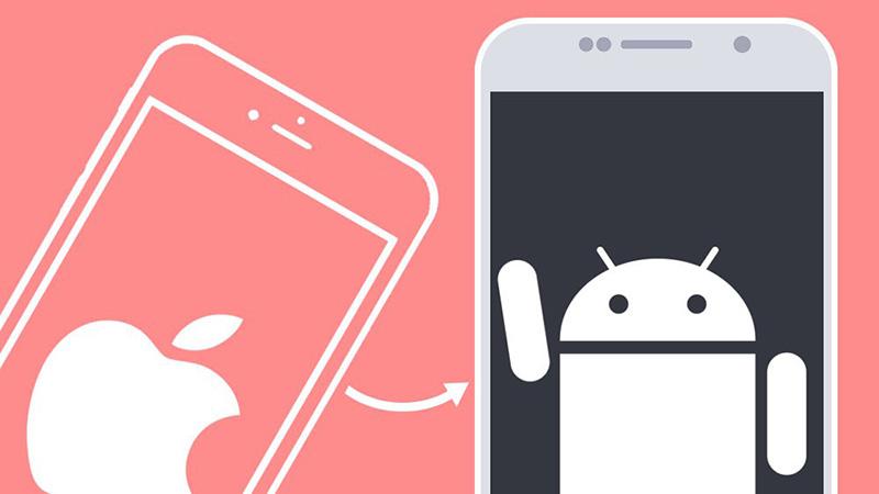 """Google đang làm việc trên ứng dụng """"Chuyển sang Android"""" cho iOS"""