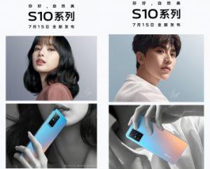 Vivo S10 và S10 Pro đến với camera selfie 44MP và chipset Dimensity 1100
