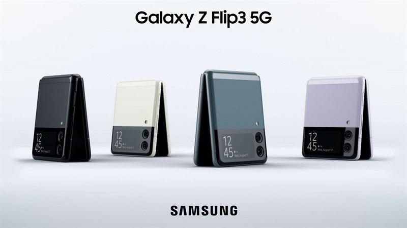 Samsung Galaxy Z Flip3 duy trì tốc độ sạc 15W đáng kinh ngạc