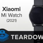 Xiaomi Mi Watch 2021 Teardown