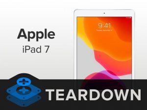 iPad 7 Teardown