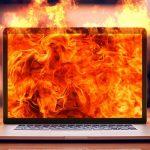 Khắc phục tình trạng laptop nóng lên bất thường