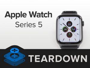 Apple Watch Series 5 Teardown