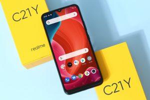 Realme C21Y Ấn Độ ra mắt vào ngày 23 tháng 8
