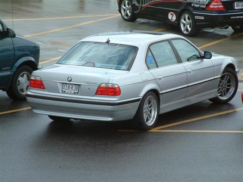 1995-2001 BMW 7 Series BMW Hệ thống điện thoại rảnh tay Bluetooth Thay thế