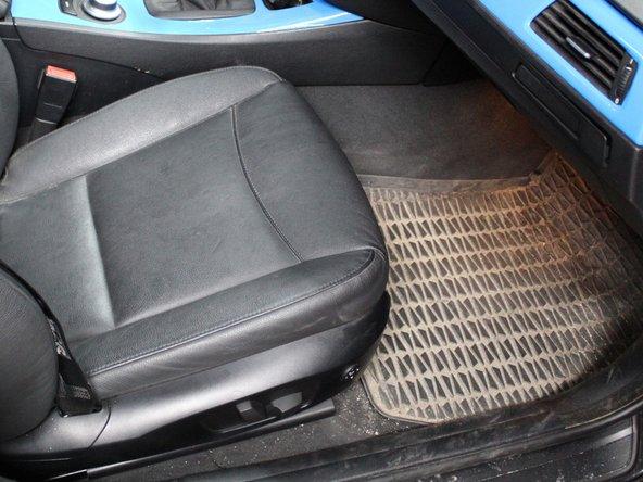 2008 BMW 335xi thay thế động cơ quạt gió