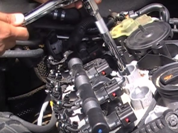 Thay thế Bugi Audi A4 2007-2012