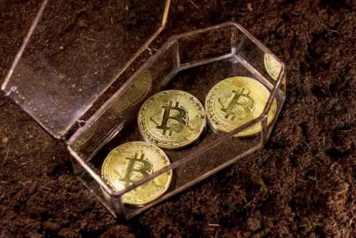 Bitcoin đã tuyên bố 'chết' 37 lần trong năm nay, nhiều hơn gấp 2 lần so với toàn bộ năm 2020