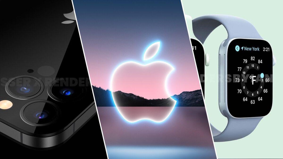 Dòng sản phẩm Apple iPhone 13, iPad mới và Watch Series 7 hiện đang được bán