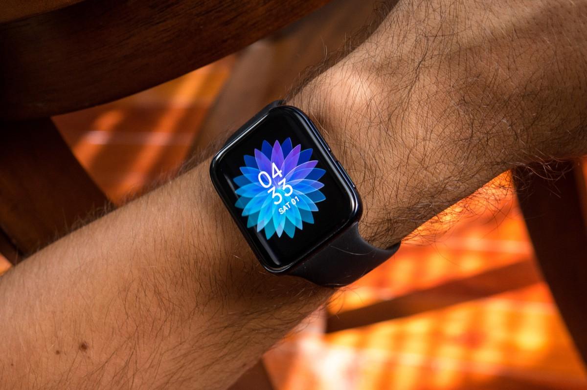 Oppo Watch Free sẽ đến vào ngày 26 tháng 9