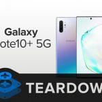 Samsung Galaxy Note10 + 5G Teardown