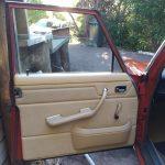 Thay thế bộ điều chỉnh cửa sổ Mercedes-Benz 230.6 1976
