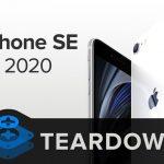 iPhone SE 2020 Teardown