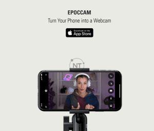 Hướng dẫn biến điện thoại IPhone thành webcam Laptop qua USB hoặc Wifi đơn giản