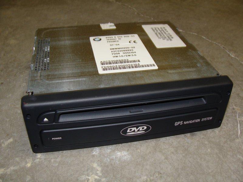 1997-2003 Cơ cấu ổ đĩa DVD BMW 5 Series trong máy tính dẫn đường BMW MKIV Thay thế